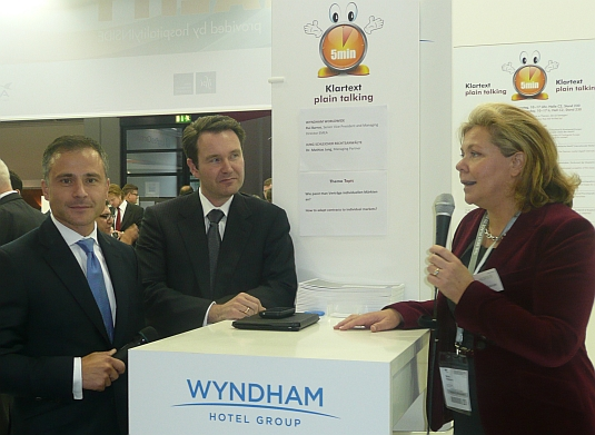 Expo Real 2013 Plain Talking Wyndham JungSchleicher