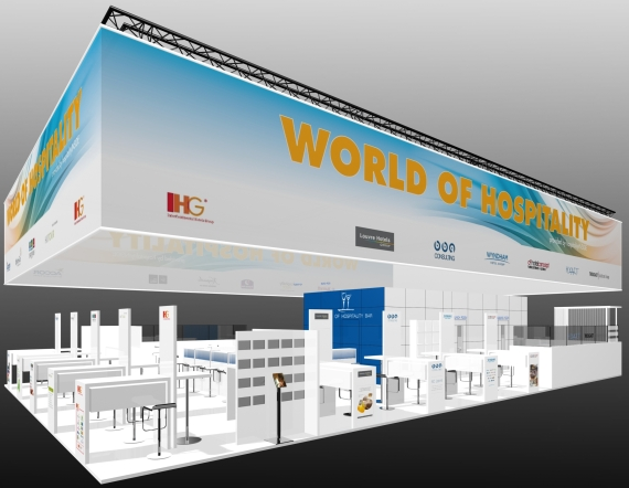 Expo Real 2013 Rendering Stand Okt
