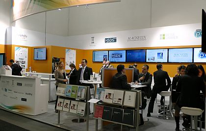 World of Hospitality 2013 Stand gesamt