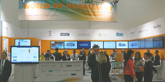 World of Hospitality 2013 Stand