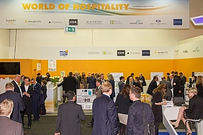 ITB 2015 World of Hospitality Visitors