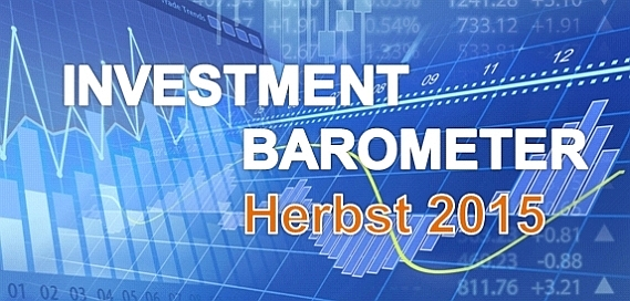 Investment Barometer Auswertung Herbst 2015