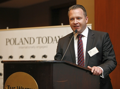 Klimczak Jakub STR Global bei Poland Investment Conference 2015
