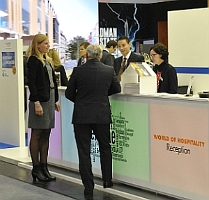 Expo Real 2016 Joint Stand Reception