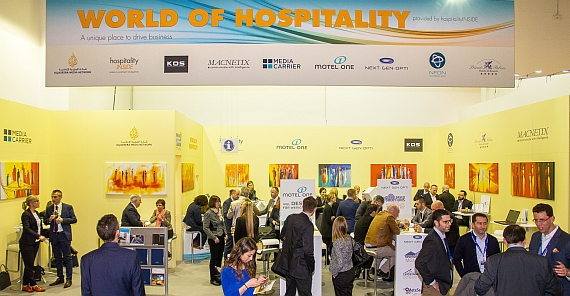 ITB 2016 Foto of the Hospitality Stand