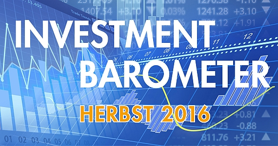 nvestment Barometer Herbst 2016