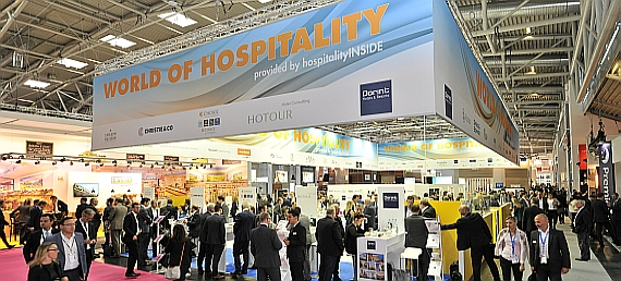 Expo Real World of Hospitality 2016 Joint Stand by HospitalityInside