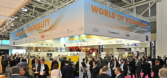 Expo Real World of Hospitality 2017 Joint Stand by HospitalityInside