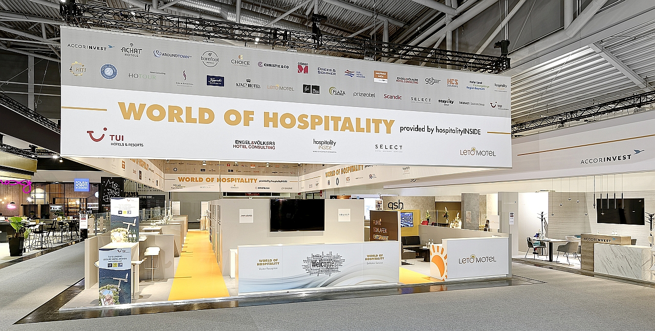 World of Hospitality Expo Real 2019