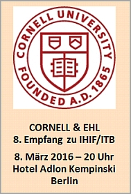 Cornell EHL Empfang 2016