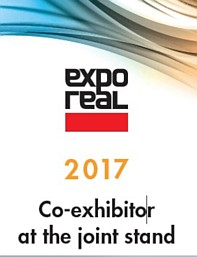 EXPO REAL 2017 Co-exhibitor options