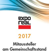 Expo REAL 2017 Mitaussteller Optionen
