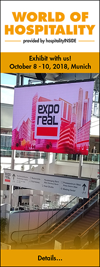 Expo Real 2018 World of Hospitality Announcement
