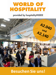 EXPO REAL 2019 World of Hospitality dt