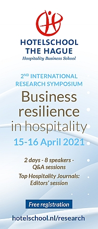 Hotelschool The Hague Business Symposium 2021